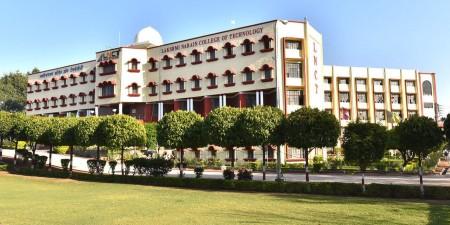 LNCT Bhopal campus